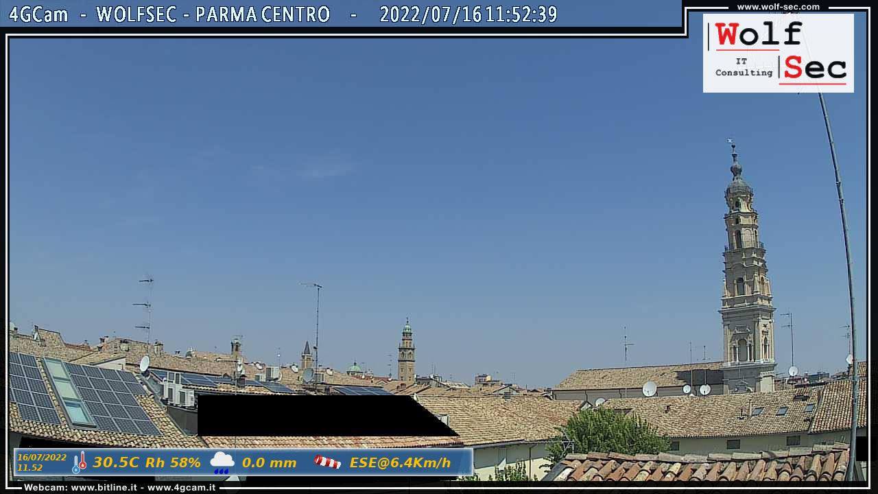 Webcam di Parma (PR)